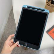 Планшет для рисования с черно-белым 10-дюймовым экраном (Голубой)