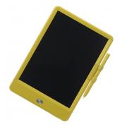 Планшет для рисования с цветным LCD 10-дюймовым экраном (Желтый)