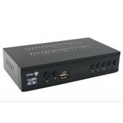 Приставка цифрового OTAU TV M11 DVB-T200 (Черная)