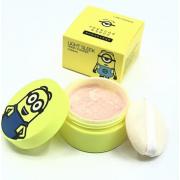 Рассыпчатая пудра Light Sleek Honey Powder Moisture Миньон