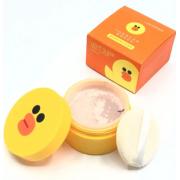 Рассыпчатая пудра Light Sleek Honey Powder Moisture Утка