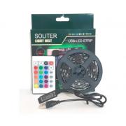 Светодиодная лента Soliter Light Belt USB-LED Strip 2 м
