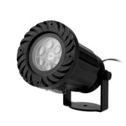 Водонепроницаемый прожектор для использования на открытом воздухе CD-075 (Черный)
