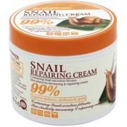 Восстанавливающий крем для тела Wokali Snail Repairing Cream 115 г