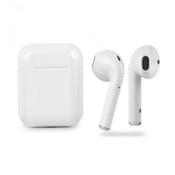Беспроводные наушники TWS I9S upgraded Bluetooth 5.0 с анимацией чехол в комплекте (Белый)