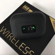 Bluetooth наушники TWS i68 Pro (Черные)