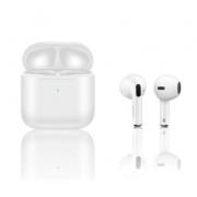 Bluetooth наушники TWS Pro4 Macaroon (Белые)