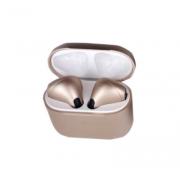Bluetooth наушники TWS Pro4 Macaroon (Золотые)
