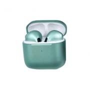 Bluetooth наушники TWS Pro4 Macaroon (Бирюзовые)