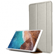Чехол для планшета Samsung Galaxy Tab S6 Lite 10.4 P610 P615 (Серебряный)
