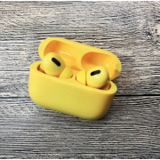 Наушники-вкладыши TWS Pro с Bluetooth 5.0 (Желтые)