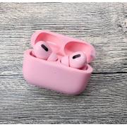 Наушники-вкладыши TWS Pro с Bluetooth 5.0 (Розовые)