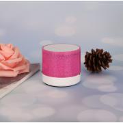 Портативная колонка S60 (Розовая)