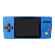 Портативная приставка Game Box + Plus K8 500 в 1 с джойстиком (Синяя)
