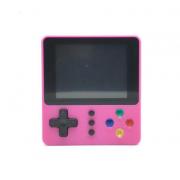 Портативная приставка Game Box + Plus K5 500 в 1 с джойстиком (Розовая)