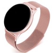 Умные часы Smart Watch W8 (Розовое золото)