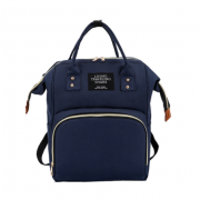 Сумка-рюкзак для мамы living traveling share (Синий)