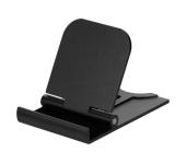 Подставка алюминиевая Multi-Angle Stand для смартфонов, планшетов, электронных книг (Черный)