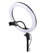 Светодиодная кольцевая лампа LED Filling Lamp M-33 33 см