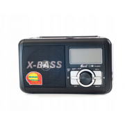 Радиоприемник X-Bass FP-920BT (Коричневый)