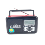 Радиоприемник X-Bass FP-920BT (Красный)