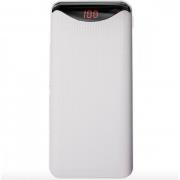 Внешний аккумулятор Baseus Power Bank Gentleman Digital Display 10000mAh Black PPLN-A02 (Белый)