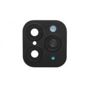 Защитная обманка для камеры Iphone X/XS/XS Max -> iPhone 11 Pro/11 Pro Max (Черная)