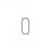 Защитное кольцо на камеру IPhone 7 Plus Coteetci (Серебряное)