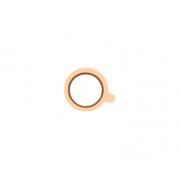 Защитное кольцо на камеру IPhone 7/8 CS7026 Coteetci (Золотое)