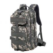 Рюкзак Rotekors Gear 5007 gray camo (Камуфляж серый)