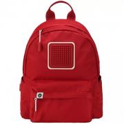Рюкзак детский пиксельный (Красный)