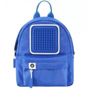 Рюкзак детский пиксельный (Синий)