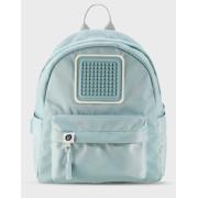 Рюкзак детский пиксельный (Голубой)