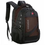 Рюкзак Rotekors Gear 0320024 (Черно-коричневый)