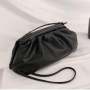 Сумка-мешок среднего размера (Черная)