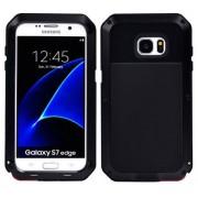 Чехол противоударный Lunatik Taktik для Samsung Galaxy S7 Edge (Черный)