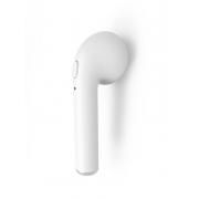 Беспроводная Bluetooth-гарнитура HBQ-I7 в одно ухо (Белый)