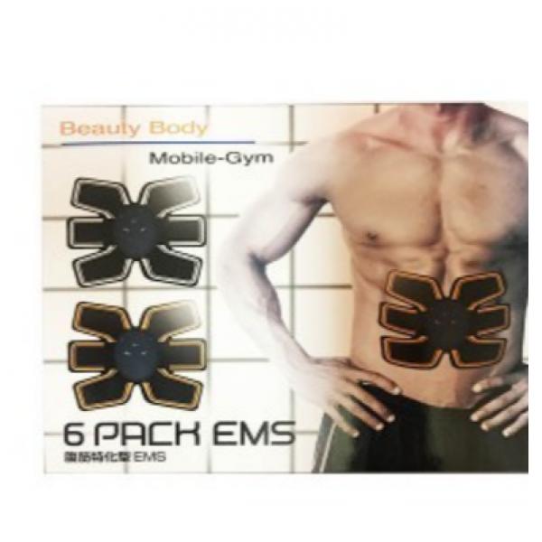 Миостимулятор тренажер для мышц 6-PACK EMS