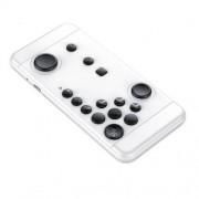 Джойстик Bluetooth геймпад MOCUTE 055 для планшетов и смартфонов iOS и Android (Белый)