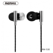 Наушники Remax RM-530 Earphone (Черный)