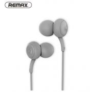 Наушники Remax Earphone RM-510 (Серебро)