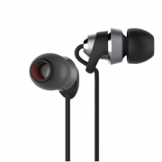 Наушники Remax RM-585 metal touching Earphone (Черный)