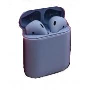 Беспроводные Bluetooth наушники i18XS TWS (Сиреневый)