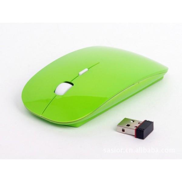 VL-010 Беспроводная компьютерная мышь MRM-power MRM-90 зеленый