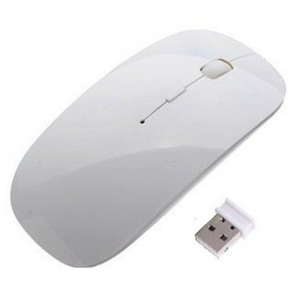 VL-010 Беспроводная компьютерная мышка MRM-power MRM-90 белый