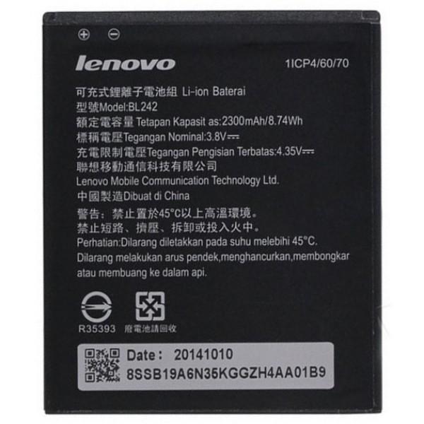 Аккумуляторная батарея для смартфона Lenovo K3