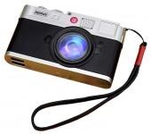 Повер банк Remax в виде фотоаппарата Lycra RPP-31 10000mAh (Серый)