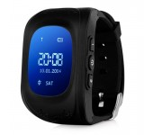 Умные часы Smart Baby Watch Q50 (Черный)