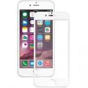 Защитное стекло 3D/5D/20D полноэкранное Premium для iPhone 7 Plus, 8 Plus для iPhone 7 плюс 8 плюс полноэкранное 5,5 дюймов (Белое)