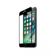 Защитное стекло 3D 5D-20D полноэкранное Premium для iPhone 7 Plus, 8 Plus для iPhone 7 плюс 8 плюс 5,5 дюймов (Черный)